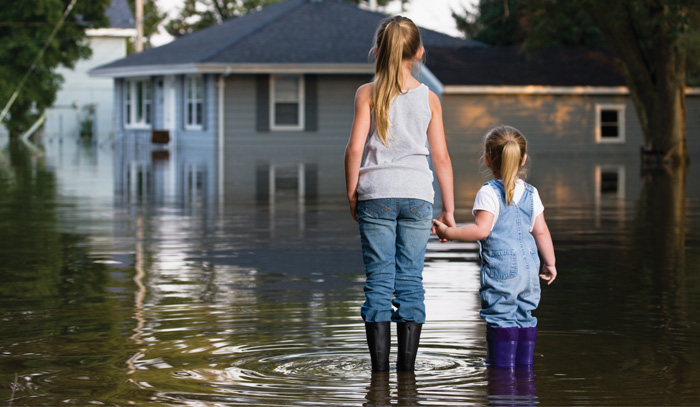 water damage repair Greensburg PA
